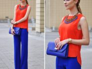 Outfits ideas colorblocking