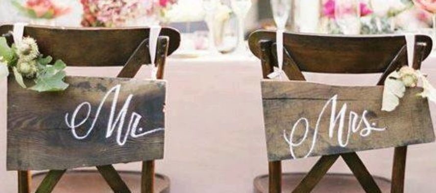 Grooms table