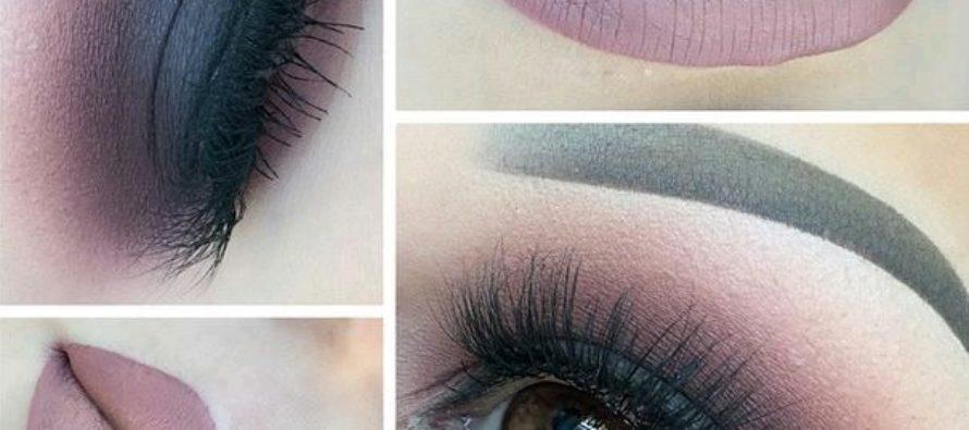 Maquillaje en tonos nude