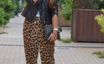 Outfits con pantalones tipo jogger