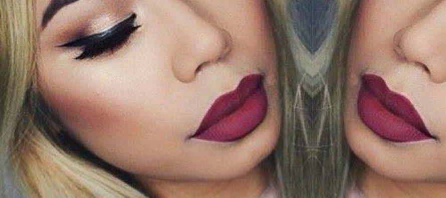 Shades of lipsticks 2016