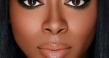 Makeup for brown skin