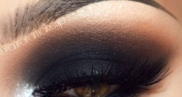 Maquillaje smokey eye