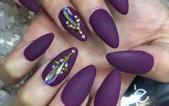 Beautiful ideas matte nail color