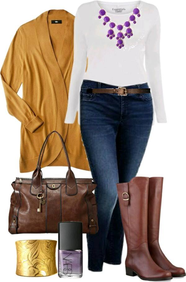 Mustard-colored outfits ideas (10) | Beauty and fashion ideas Fashion Trends Latest Fashion ...