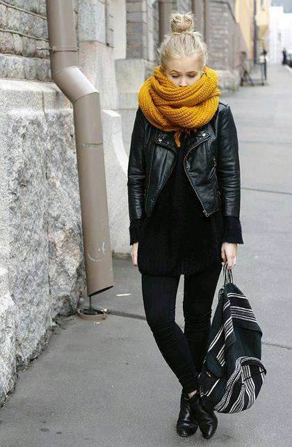 Mustard-colored Outfits Ideas (23) | Beauty And Fashion Ideas Fashion Trends Latest Fashion ...