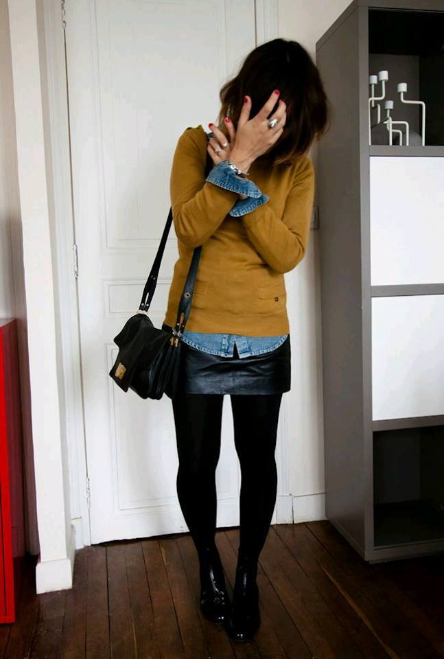 Mustard-colored outfits ideas (6) | Beauty and fashion ideas Fashion Trends Latest Fashion ...
