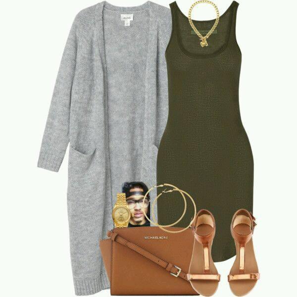 Looks en tono verde militar | Beauty and fashion ideas Fashion Trends Latest Fashion Ideas and ...