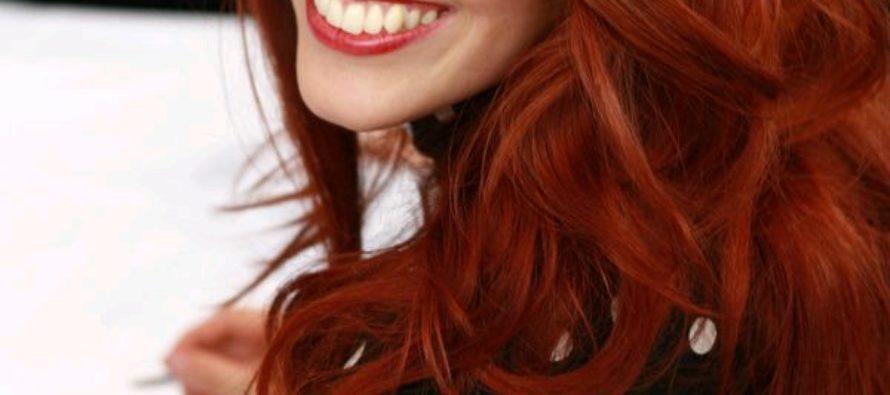 Tonos de ideas de cabello rojizo