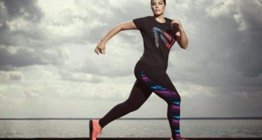 sports outfits for plus size women