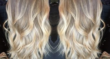 Balayage for blondes