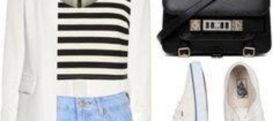 Lindos outfits con vans