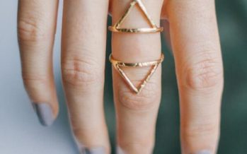 Fashion rings to complement your looks
