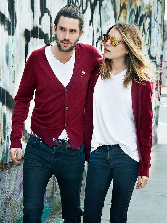 8b57000a3da Ideas super fashion couple outfits. Full size564 × 752