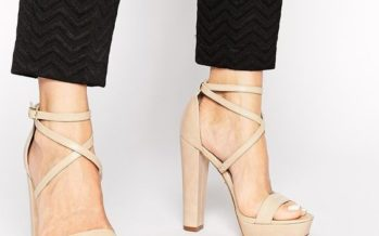 Nude -colored shoes stronger trend