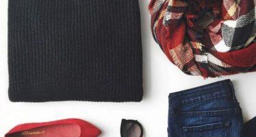 Zapatos rojos y como combinarlos