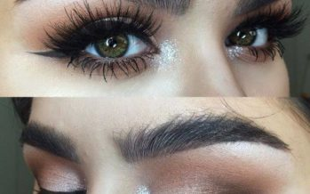 thick eyebrows , a very strong trend you like ?