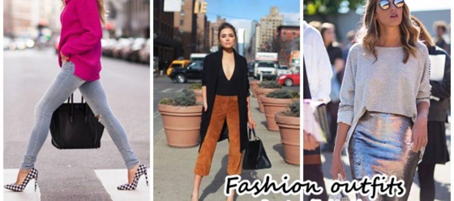 32 conjuntos que muestran cómo vestirse con estilo