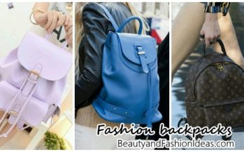 Backpacks, a beautiful alternative to bag