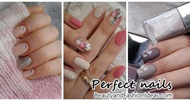 Options always look perfect nails