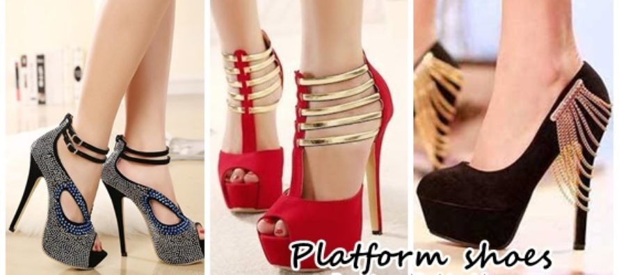 Platform shoes – beautiful and comfortable
