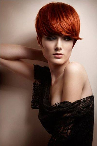 short-hair-with-different-shades-of-red-16 | Beauty and ...