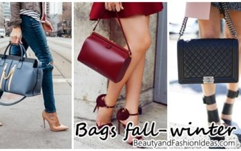 Styles of bags autumn – winter