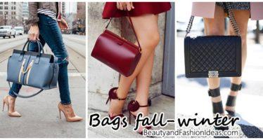 Estilos de bolsos otoño – invierno