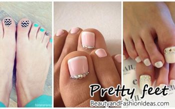 A pretty feet with these ideas