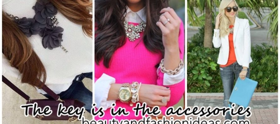 34 Outfits to copy with Accessories that will give you Style