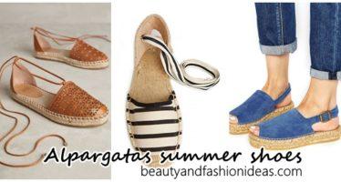 Zapatos de verano | Alpargatas
