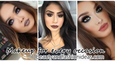 Makeup options for every occasion