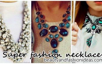 Collares super fashion