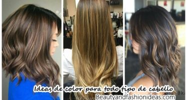 Ideas de color para todo tipo de cabello