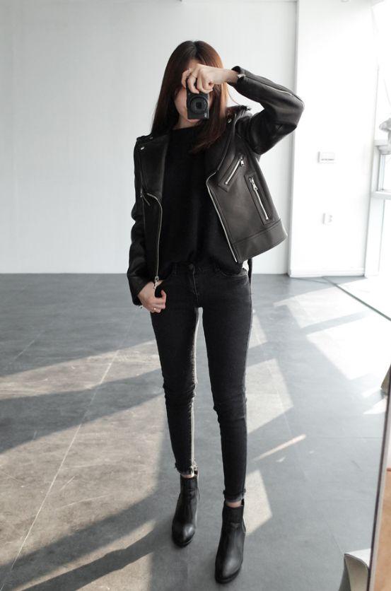 Ideas De Outfits En Negro 21 Beauty And Fashion Ideas