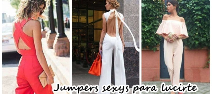 Jumpers sexys para que luzcas increible siempre