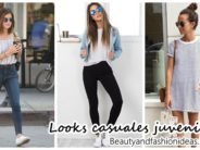 Outfits casuales juveniles