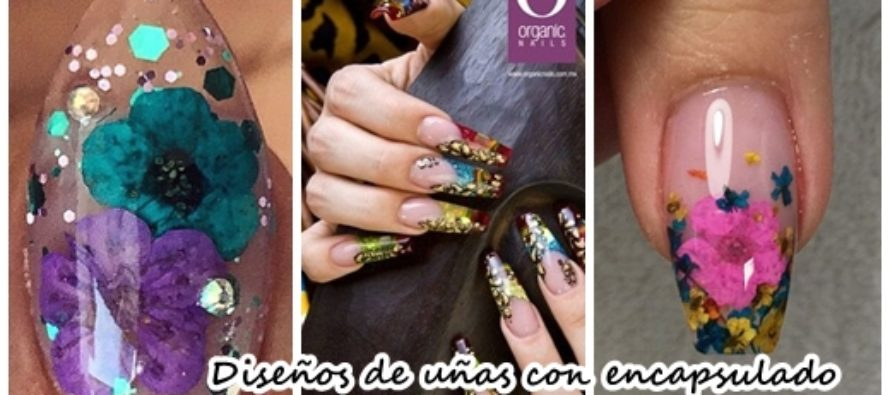 24 Diseños de uñas con encapsulado - Beauty and fashion ideas ...