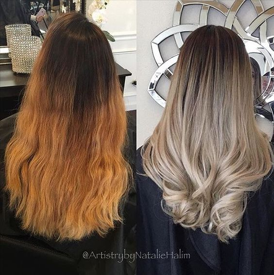 30 Ideas De Mechas Balayage Rubio Cenizo 25 Beauty And
