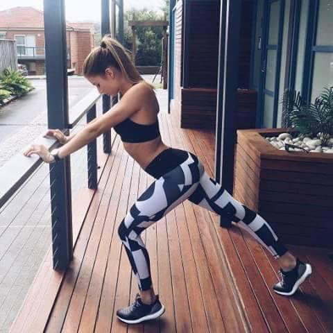 30 Outfits para el gym
