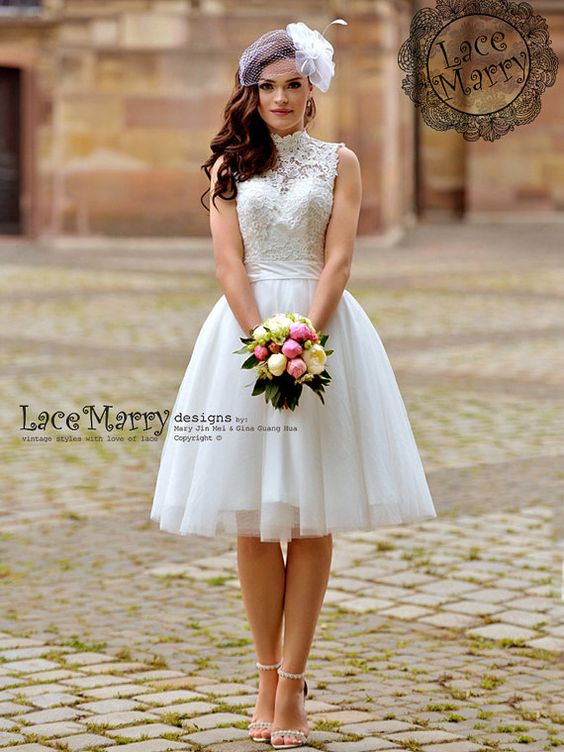 d67d8bfffada 33-vestidos-de-novia-cortos-ideales-para-civil (28)