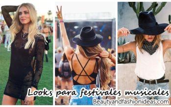 35 Looks increibles para festivales musicales