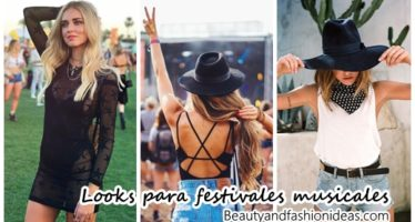 35 Looks increibles para festivales musicales