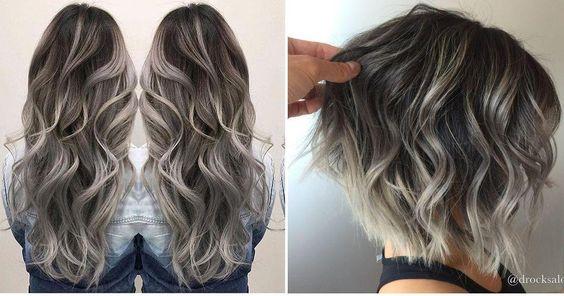 Ideas de mechas balayage cenizasen cabello oscuro (3)