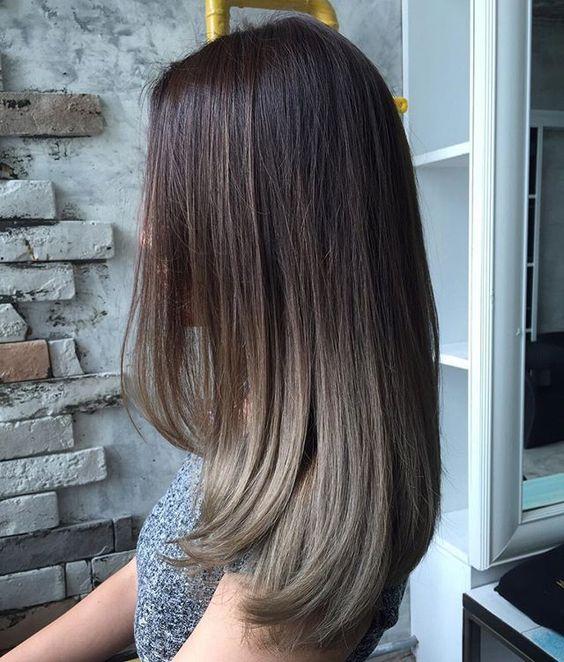 Ideas de mechas balayage cenizasen cabello oscuro (4)