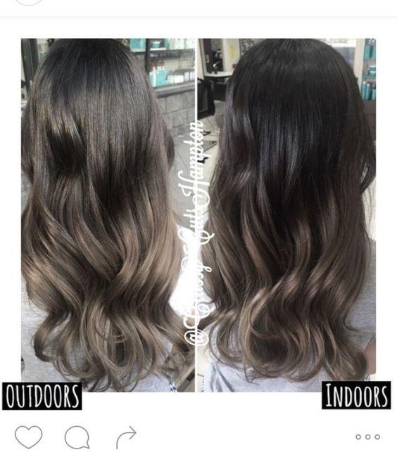 Ideas de mechas balayage cenizasen cabello oscuro (5)