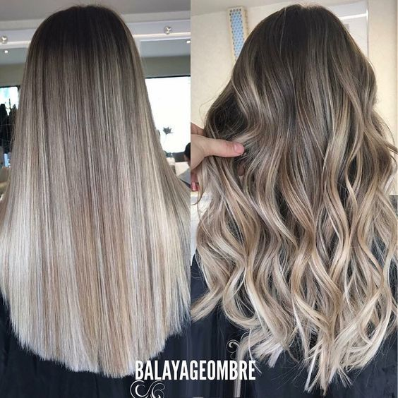 Ideas De Mechas Balayage Tendencias Y Fotos Beauty And Fashion