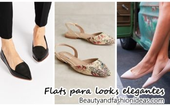Flats que le añaden elegancia a tus looks