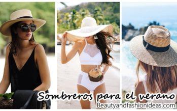Sombreros – ¡El accesorio ideal para verano!