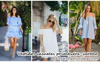 Vestidos casuales primavera-verano